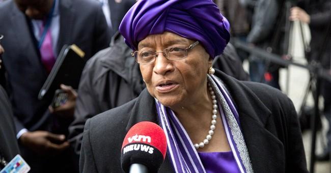 Liberia calls for Ebola 'Marshall Plan' to rebuild economies
