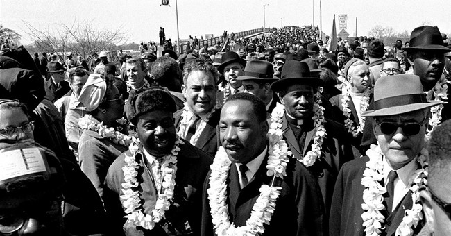 AP WAS THERE: 50 years ago, MLK led civil rights marches