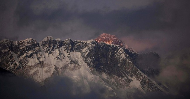 Nepal official says human waste on Everest a major problem