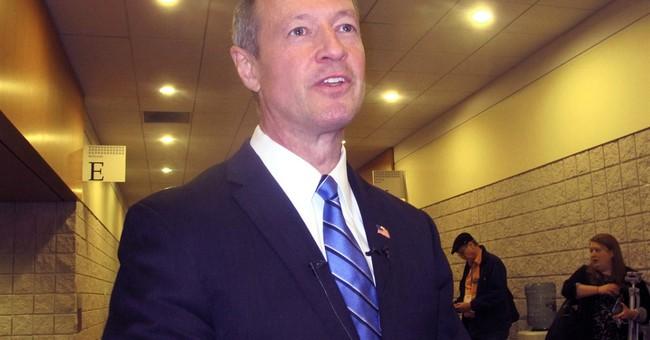 O'Malley won't seek Mikulski seat, keeps White House option