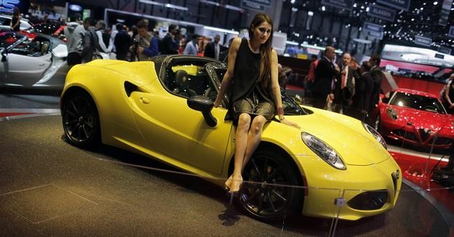 GENEVA AUTO SHOW PHOTO GALLERY: Speed and luxury dominate