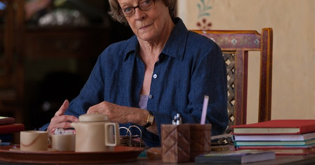 Reports of Maggie Smith's 'Downton' exit may be premature