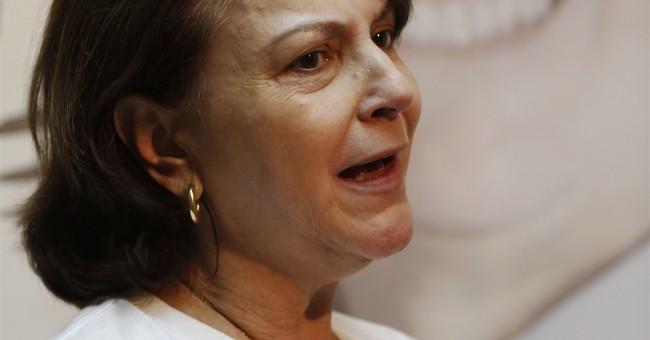 Wife of arrested Caracas mayor seeks international support