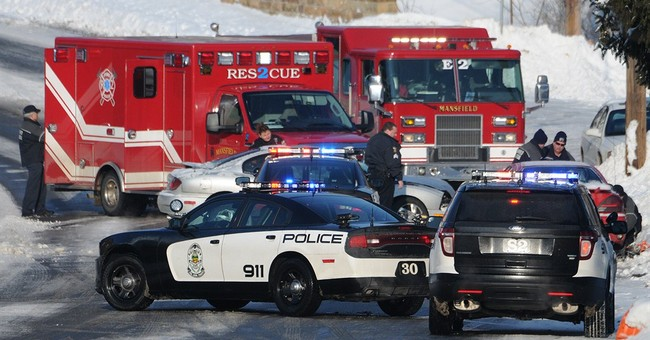 Ohio crash kills good Samaritan helping injured pedestrian