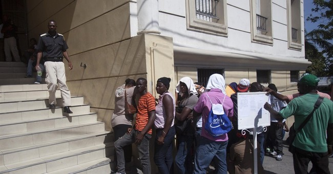 Haitians' 'Brazilian dream' sours as work hard to find