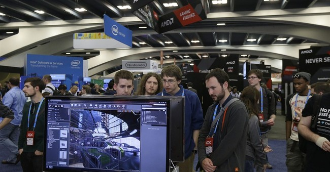 Game Developers Conference offers creators a sporting chance