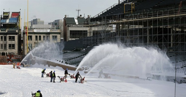 Cubs' scramble on Wrigley Field hits bump when mayor balks
