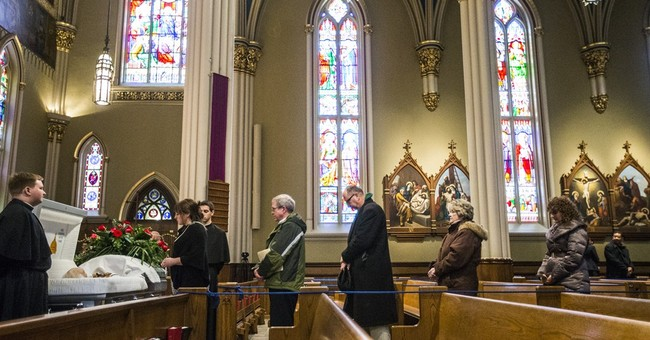 Malloy describes Hesburgh as pastor of Notre Dame, US, world