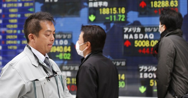 Global stocks limp after Nasdaq milestone, China in focus