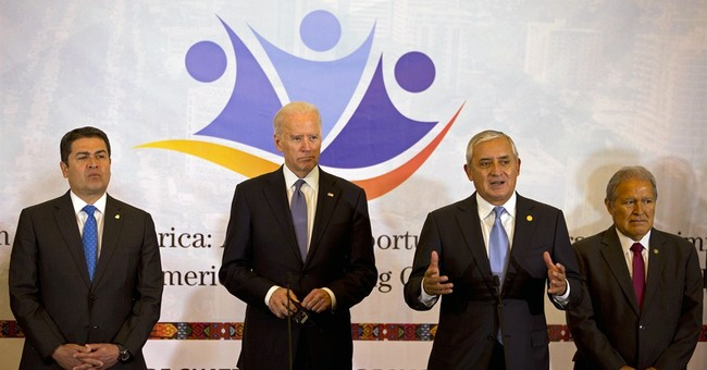 Central America proposes security initiatives on Biden trip