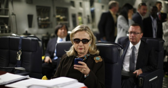 Email issue revives old questions about Clintons