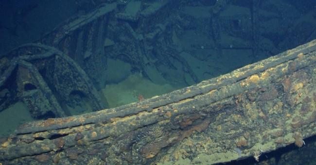 Microsoft co-founder says he found sunken Japan WWII warship