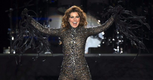 Shania Twain to launch final tour in June