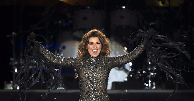 Shania Twain to launch final tour in June