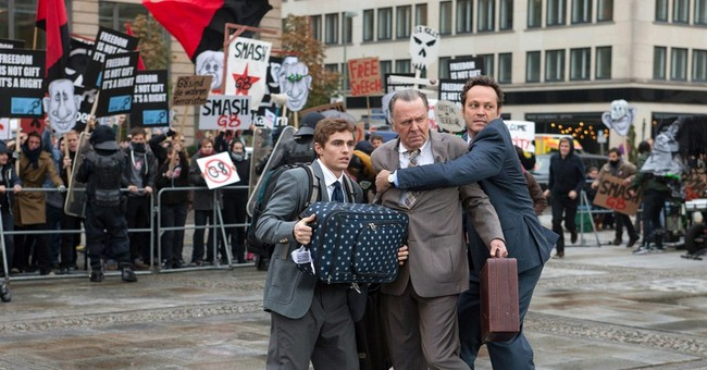 Review: 'Unfinished Business' should never have started