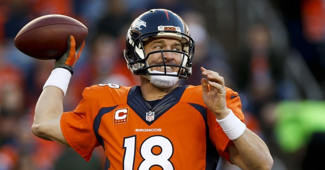 Manning back for 18th season after signing reworked deal