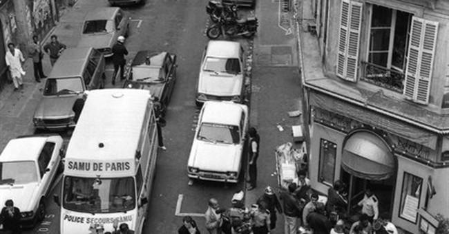 3 sought over deadly 1982 attack in Paris' Jewish quarter