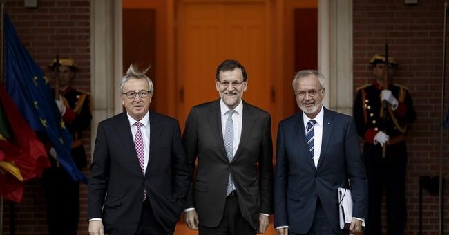 EU chief: Spain not running 'diabolical' anti-Greece plan