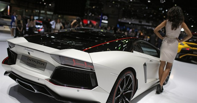 5 stunners from the Geneva car show