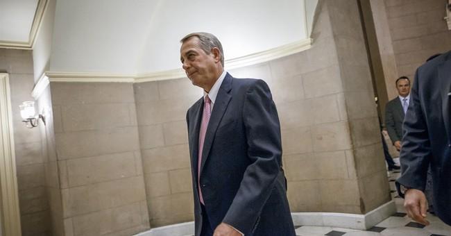 Boehner escapes jam on DHS vote, but more GOP battles loom