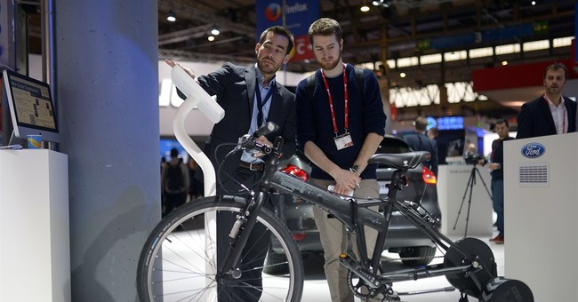 Internet invades everything at gadget fair in Barcelona