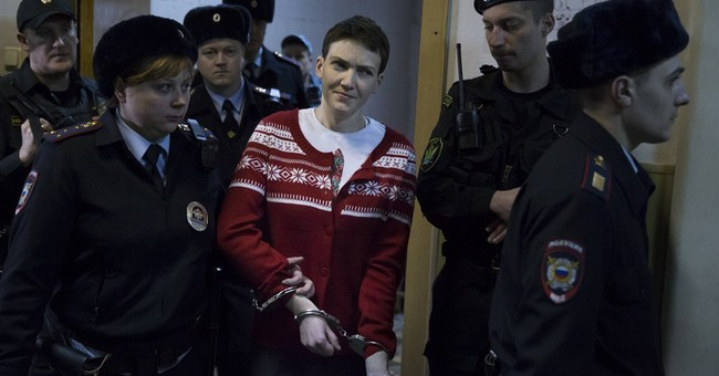 Russian court keeps hunger-striking Ukrainian pilot in jail