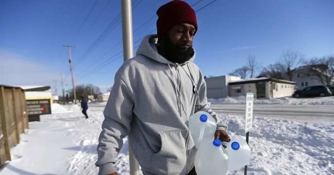 Protests on water taste, smell as city breaks tie to Detroit