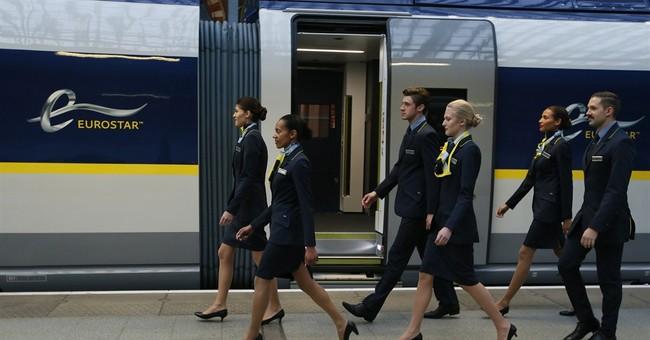 British government sells Eurostar interest for $1.1 billion