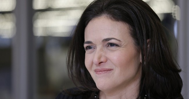 Facebook exec, NBA team up to get men to 'lean in' for women