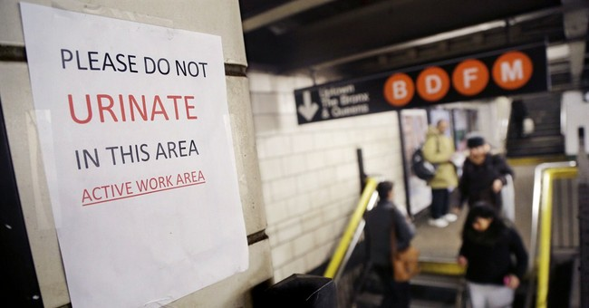 NYC subway sign campaign takes stand against rudeness