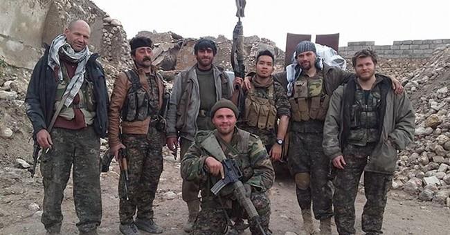 British citizen fighting with Kurds killed in Syria