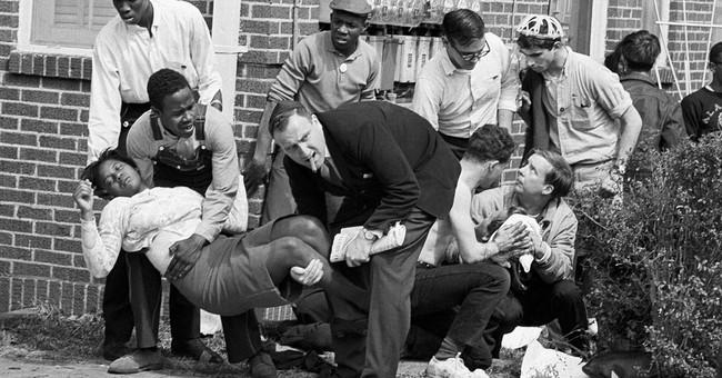 Anniversary of Selma march rekindles Ferguson comparisons