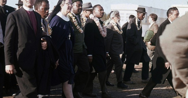 Selma's 50th anniversary brings comparisons to Ferguson