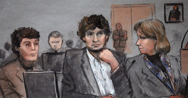 Latest on Boston bombing trial: Dad of boy who died speaks