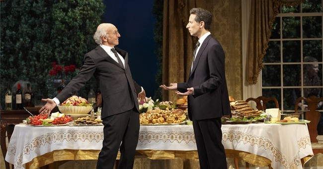 Review: Larry David's Broadway play is a tedious dead fish