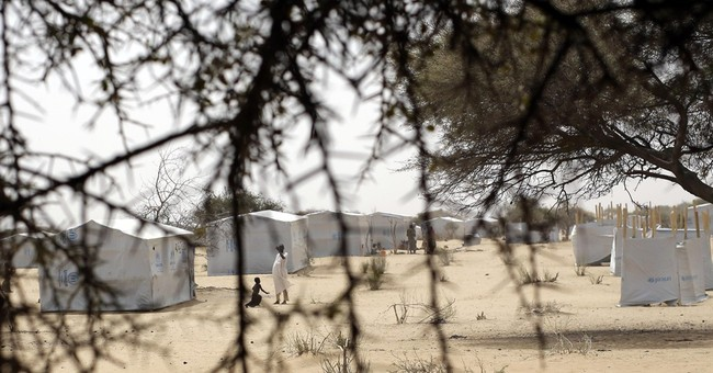 Boko Haram refugees risk lives to cross lake to Chad camps
