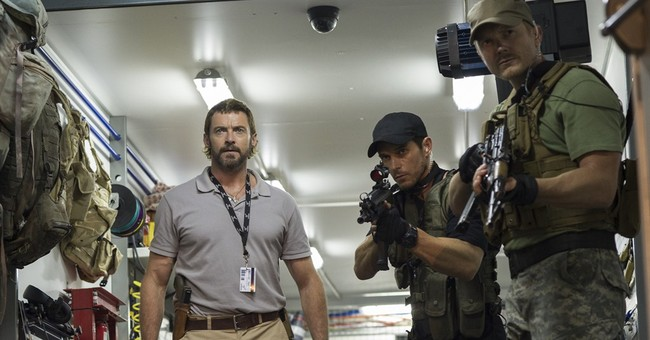 Review: The jumbled machinery of 'Chappie' never clicks