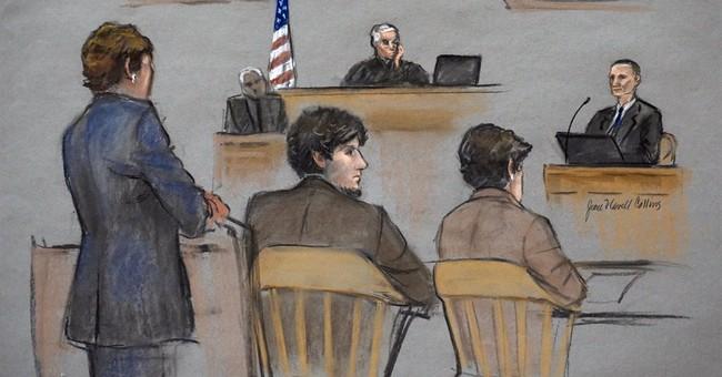Father tells jury about boy's death at Boston Marathon