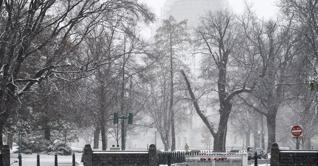 Capitol Hill Buzz: On Congress' snow day, an Arctic hearing