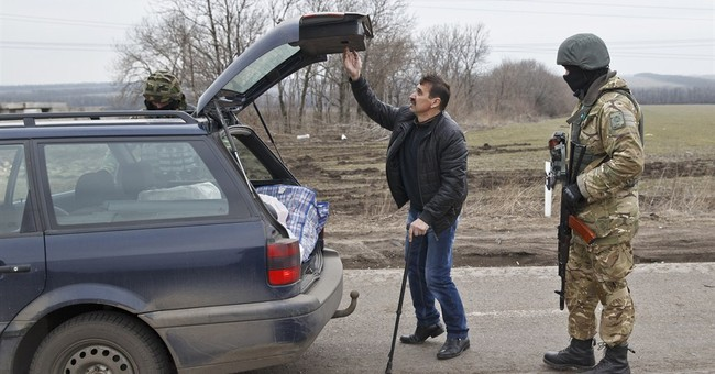 Ukraine blockade of rebel territory fosters resentment