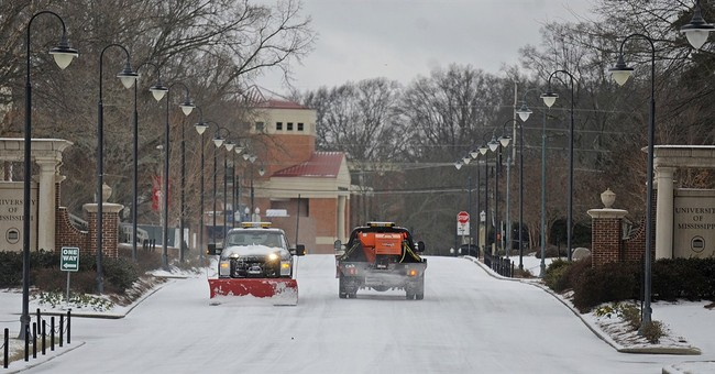 One more winter storm: No relief in the South, Northeast