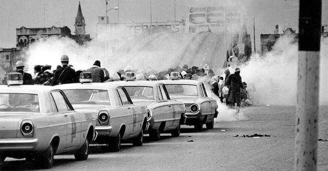 Selma's 50th anniversary brings comparisons to Ferguson