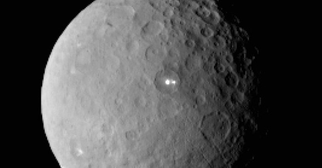 Hello Ceres! NASA spacecraft on first visit to dwarf planet