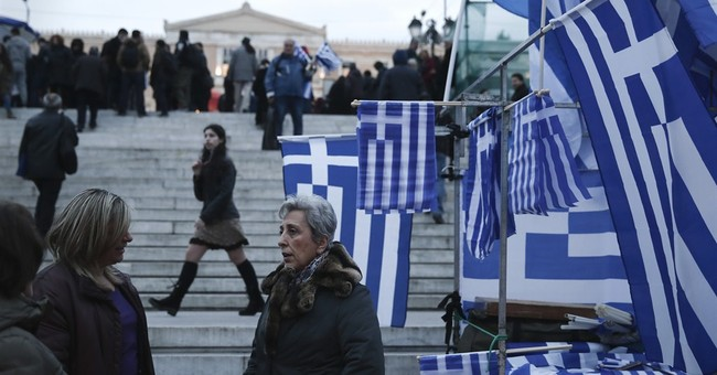 Greeks still hope for change despite government's stumble