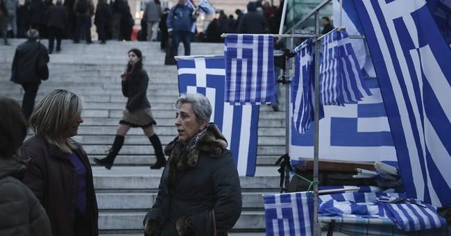 Greeks still hope for change despite government's stumble