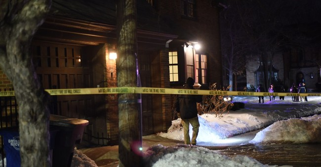 US judge, wife describe his shooting outside Detroit home