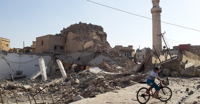 IS group erasing history, culture in Syria, Iraq