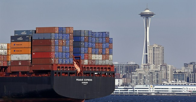 US trade deficit in January falls 8.3 pct. to $41.8 billion
