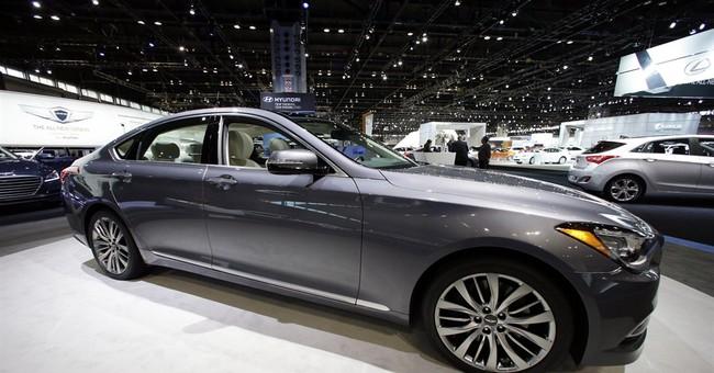 Hyundai recall: Water leak can cause gear shift problem