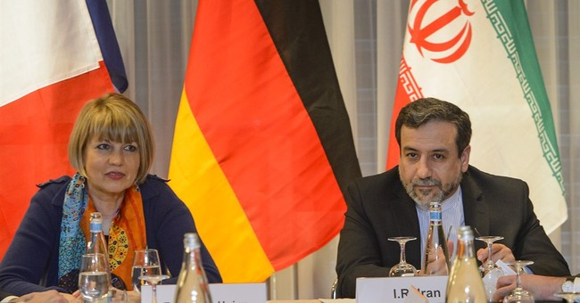 EU chief optimistic about finding Iran nuclear deal